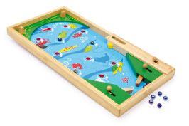 Fische-Flippen, Gesellschaftsspiele