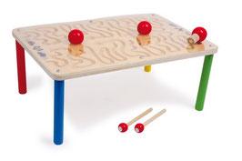"""Spieltisch """"Magnetparcours"""", Spielen u. Spaß, Holzspielzeug"""