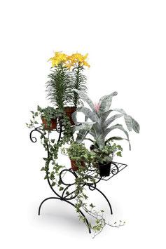 Deko-Pflanzen Etagere, Geschenke-Dekoration