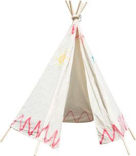 Indianerzelt, Gartenspielzeug / Outdoor / Rollenspiel u. Verkleidung