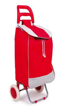Trolley, rot, Kaufläden-Zubehör, Kinder-Spielsachen