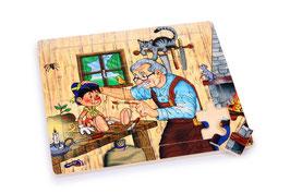 """Puzzle """"Gepettos Werkstatt"""", Puzzle"""