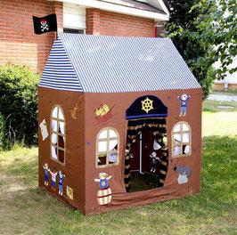 """Spielhaus """"Pirat"""", Gartenspielzeug Outdoor, Rollenspiel u. Verkleidung, Kinderpiraten u. Freibeuter"""