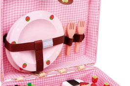 """Picknickkorb """"Brotzeit"""", Küchen u. Zubehör, Gartenspielzeug Outdoor"""