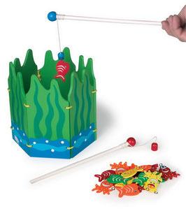 """Angelspiel """"Octopus"""", Gesellschaftsspiele, Spielen u. Spaß, Holzspielzeug"""