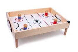 Tisch-Hockey, Spielen u. Spaß, Holzspielzeug