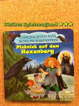 Picknick auf dem Hexenberg - Geschichten von Schloss Rabenstein