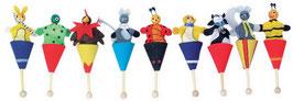 Tütenkasper klein, Rollenspiel u. Verkleidung, Puppen