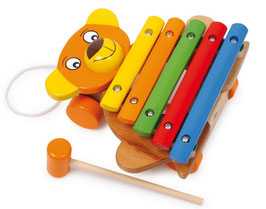 """Xylophon """"Bär"""", Musikinstrumente"""