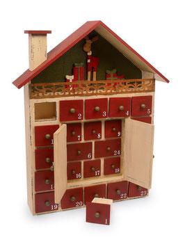 """Adventskalender """"Winterhütte"""", Weihnachten-Christmas"""
