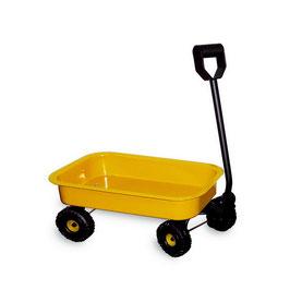 Blech-Handwagen, Outdoor-Spielzeug für den Garten und für Kinderbaustellen