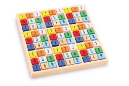 Sudoku, Lernartikel
