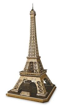 """3D """"Eiffelturm"""", groß - Puzzle des berühmtesten Wahrzeichen der Welt"""