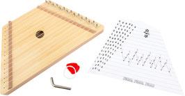 Zither Musikinstrument für Kinderhände