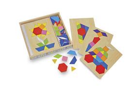 "Mosaik ""Box"", Bauen u. Konstruieren, Puzzle"