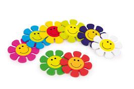 """Verbindungs-Puzzle """"Blume"""", Kinder-Holzspielsachen"""