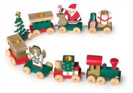 Weihnachtskarawane, Eisenbahnen