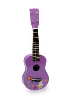"""Gitarre """"Design"""", Musikinstrumente für kleine Rock'n'Roller, mit Metallsaiten"""