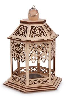 """Teelichthalter """"Pavillon"""", Geschenke-Dekoration"""