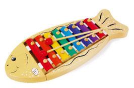 """Xylophon """"Fisch"""" Musikinstrumente"""