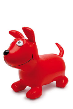"Hüpfhund ""Bodo"", Gartenspielzeug / Outdoor / Motorik Spielzeug"