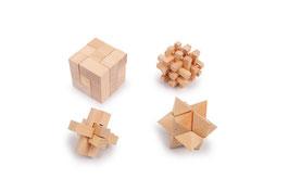 """Geschicklichkeitsspiel """"Woody"""", Puzzle, Lernartikel, Bauen u. Konstruieren"""