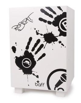 BeatBox, Musikinstrumente als Kinderzimmermöbel u. Zubehör, Holzspielzeug
