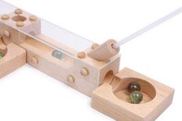 Pust-Tunnelbahn, Spielen u. Spaß, Kinder-Holzspielzeug