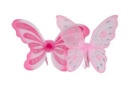Elfenflügel rosa, Rollenspiel u. Verkleidung, Kostüme u. Zubehör