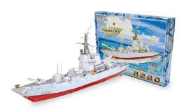 3D Friedensschiff, Schiffe-Zubehör