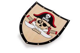 """Schild & Schwert """"Barbaros"""", Ausrüstung für Piraten und Abenteurer, Holzspielzeug"""
