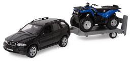 "Modellauto ""Off-Road Set"", Skala 1:32, Fahrzeuge-Autos"
