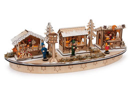 """Lamps """"Weihnachtsbasar"""", Weihnachten-Christmas"""