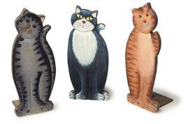 "Türstopper ""Katzen"", Geschenke-Dekoration"