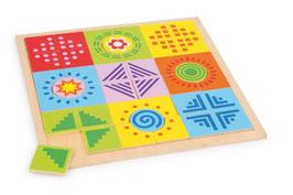 Puzzle Farben & Formen