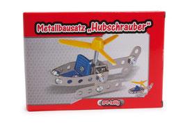 """Metallbausatz """"Hubschrauber"""""""