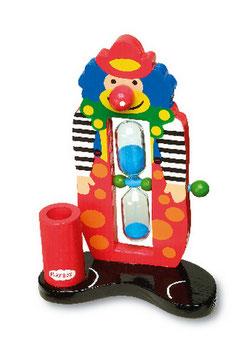 """Zahnputzuhr """"Clown"""", Spieluhren"""