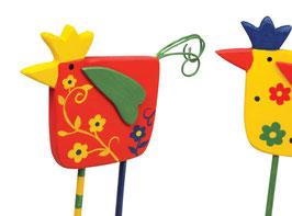 Deko-Vögel, Geschenke-Dekoration