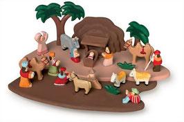 Krippenspiel, Weihnachten-Christmas