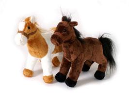 """Pferde """"Penny und Molly"""", Babyartikel, Plüsch- u. Kuschelartikel"""