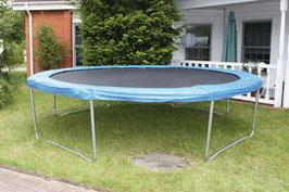 """Trampolin """"Joe"""", Outdoor / Garten / Sportgerät mit Hüpfspaß, Training u. Bewegung in der Freizeit"""