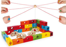 Team-Angeln, Gesellschaftsspiele, Spielen u. Spaß, Holzspielzeug