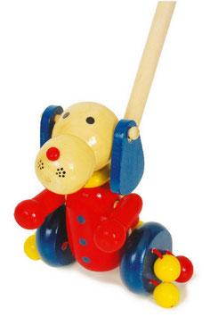 Schiebe-Hund, Zieh- u. Schiebeartikel
