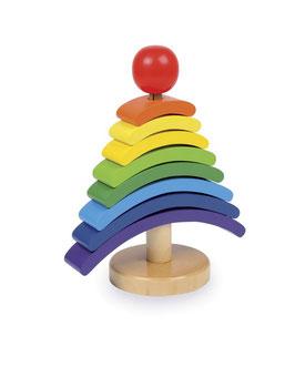 Farb-Baum, Motorik Spielzeug