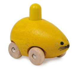 Quitsch-Maus-Autos, Fahrzeue-Autos