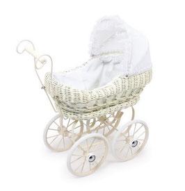 Puppenwagen Odette  für den kleinen Puppenliebling der Puppenmami