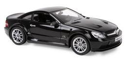 Mercedes-Benz SL65 AMG, schwarz Sk.1:18, Ferngesteuerte Autos, Fahrzeuge-Autos mit Funksteuerung