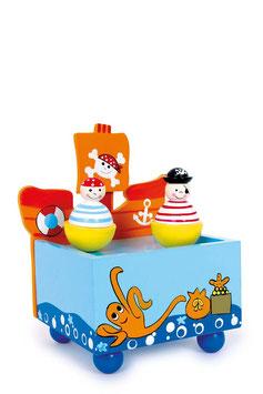 Spieluhr Piraten, Spieluhren