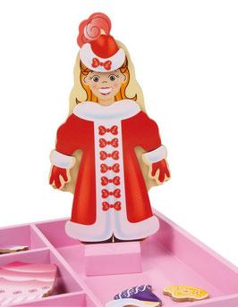 "Anzieh-Box ""Prinzessin"", Puppen"