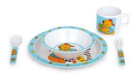 Kindergeschirr -Geburtstagsparty- für Küchen u Zubehör, Kindergeburtstag